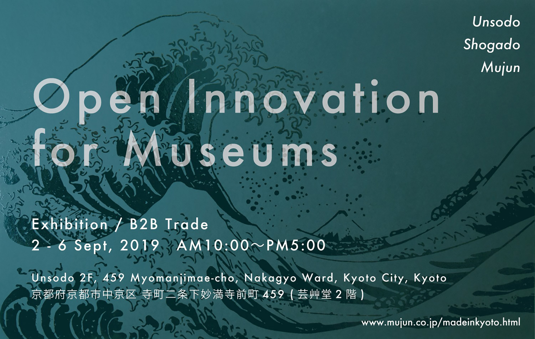 Open Innovation for Museums